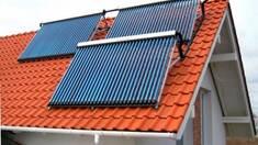 Сонячний колектор: нагрівання води і отоплення будинку