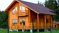 "Why should choose the construction of wooden houses ""Glulam""?"