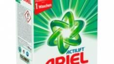 Як відрізнити оригінальний порошок Ariel від підробки?