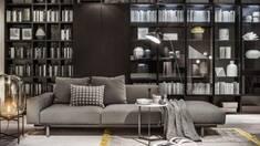 Вбудовані корпусні меблі: стильно та практично!