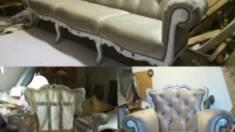 Каретна стяжка меблів – прекрасне дизайнерське рішення для будь-якого інтер'єру!