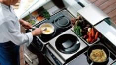 Професійна індукційна плита: особливості та переваги