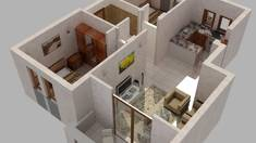 Особенности перепланировки однокомнатной квартиры