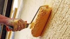 Декоративная штукатурка нанесение и особенности подготовки поверхности