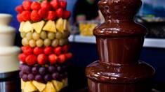 Як вибрати шоколадний фонтан