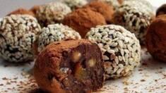 Цукерки із сухофруктів і горіхів — корисні солодощі для Вашогоздоров'я