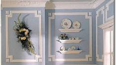 A succesful wall decoration is like a succesful make-up! You can't remind details,but you are ecxited!