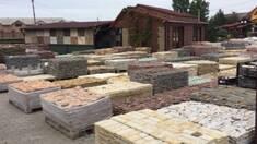 Натуральний камінь піщаник та його використання у будівництві
