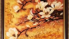 Картины и портреты из янтаря – оригинальное дополнение Вашего интерьера!