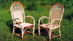 Плетеное кресло – удобно, красиво, романтично