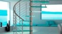 Сходові огородження з нержавіючої сталі – стильне доповнення інтер'єру