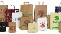 Фірмові пакети з логотипом як спосіб недорогої та ефективної реклами