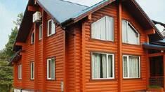"""Будівництво зрубових будинків – якісно і доступно із компанією """"Хата-Зруб""""!"""