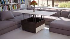 Компактность и удобство стола - трансформера