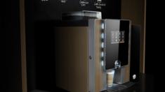 Новая поставка кофемашин и автоматов Rheavendors