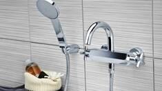 Как выбрать смеситель для ванной комнаты?