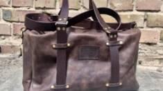 Мужские кожаные сумки Crazy Horse — стильное сочетание универсальности и качества