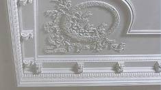 Real experts of the beautiful choose the gypsum moulding.What about you?
