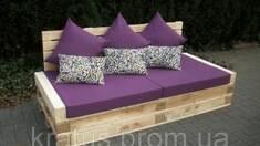 Пошив подушек для мебели из поддонов — удобный способ обновить мебель!