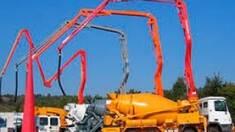 Оренда бетононасоса: вибираємо обладнання для будівельного майданчика