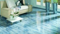 Декоративні наливні підлоги: що про них потрібно знати?