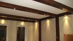 Фальш балки для декору — відміннедоповнення інтер'єру будинку в абсолютно різних стилях