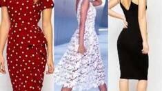 Жіночі сукні міді - вибір справжньої модниці!