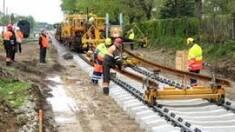 Посилений середній ремонт колії Київ: види та особливості
