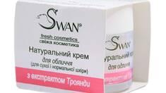 """Зволожуючі креми для обличчя Swan: скажи """"ні"""" сухості шкіри!"""