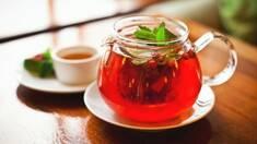 Чай клюквенный — максимум пользы!