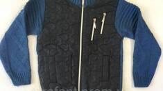 В'язаний светр для хлопчиката дівчинки: чудовий вибір