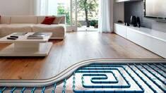 Особливості теплої підлоги