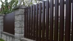 Сучасні паркани – металеві паркани