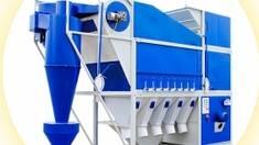 Технології очистки зерна: зерноочисне обладнання.