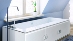 Купить экран под ванну: обеспечьте приятный интерьер ванной комнаты