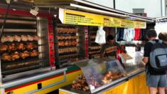 Бизнес по продаже кур-гриль