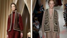 Как обычныйжилет овечьей шерстипревратить на модный тренд?