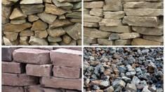 Преимущества использования бутового камня в производстве и его разновидности