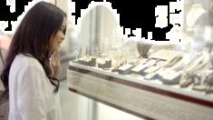 Оригинальная ювелирная витрина – залог успешной торговли