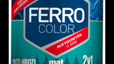 Особенности краски CHEMOLAK FERRO COLOR