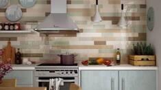 Модные тенденции в облицовочном кухонном кафеле 2021