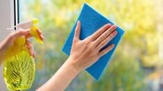 Салфетка из микрофибры сэкономит ваше время и убережет от лишних затрат