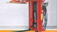 Особливості та класифікація електронавантажувачів