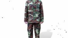Почему камуфлированная одежда - универсальный наряд