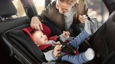 Основные правила поездки в такси с ребенком