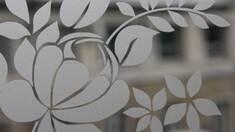 Декор стекла: основные методы и технологии