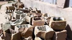 Особенности вазонов из камня