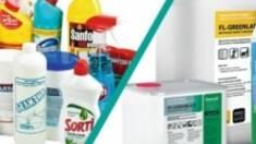 Профессиональные моющие средства для уборки vs бытовые!