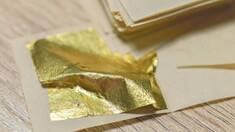Області використання сусального золота