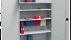 Удобные и надежные металлические шкафы, их преимущества и особенности